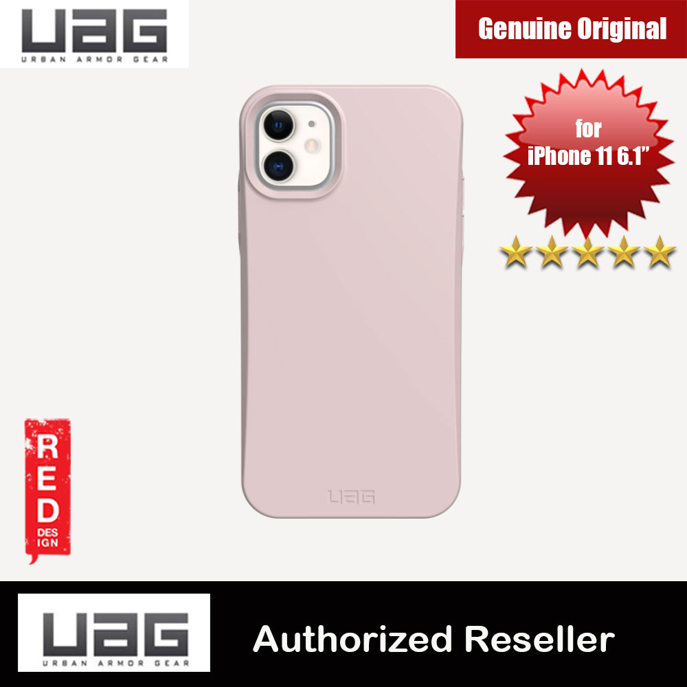 Picture of UAG Biogradable Outback Series Protection Case for Apple iPhone 11 6.1 (Lilac) Apple iPhone 11 6.1- Apple iPhone 11 6.1 Cases, Apple iPhone 11 6.1 Covers, iPad Cases and a wide selection of Apple iPhone 11 6.1 Accessories in Malaysia, Sabah, Sarawak and Singapore