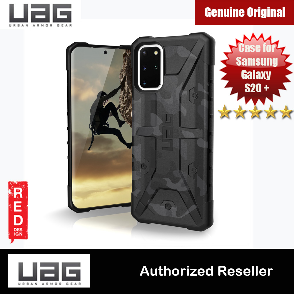 Picture of UAG Pathfinder SE Series Drop Protection Case for Samsung Galaxy S20 Plus 6.7 inches (Midnight Camo) Samsung Galaxy S20 Plus 6.7- Samsung Galaxy S20 Plus 6.7 Cases, Samsung Galaxy S20 Plus 6.7 Covers, iPad Cases and a wide selection of Samsung Galaxy S20 Plus 6.7 Accessories in Malaysia, Sabah, Sarawak and Singapore