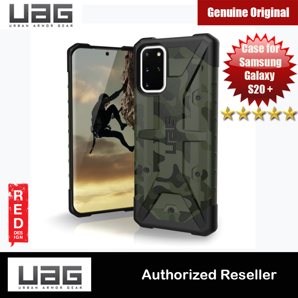 Picture of UAG Pathfinder SE Series Drop Protection Case for Samsung Galaxy S20 Plus 6.7 inches (Forest Camo) Samsung Galaxy S20 Plus 6.7- Samsung Galaxy S20 Plus 6.7 Cases, Samsung Galaxy S20 Plus 6.7 Covers, iPad Cases and a wide selection of Samsung Galaxy S20 Plus 6.7 Accessories in Malaysia, Sabah, Sarawak and Singapore