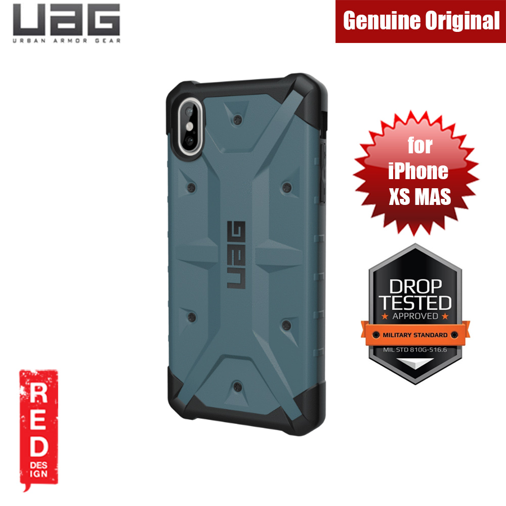 Picture of UAG Pathfinder Series Protection Case for Apple iPhone XS Max (Slate) Apple iPhone XS Max- Apple iPhone XS Max Cases, Apple iPhone XS Max Covers, iPad Cases and a wide selection of Apple iPhone XS Max Accessories in Malaysia, Sabah, Sarawak and Singapore