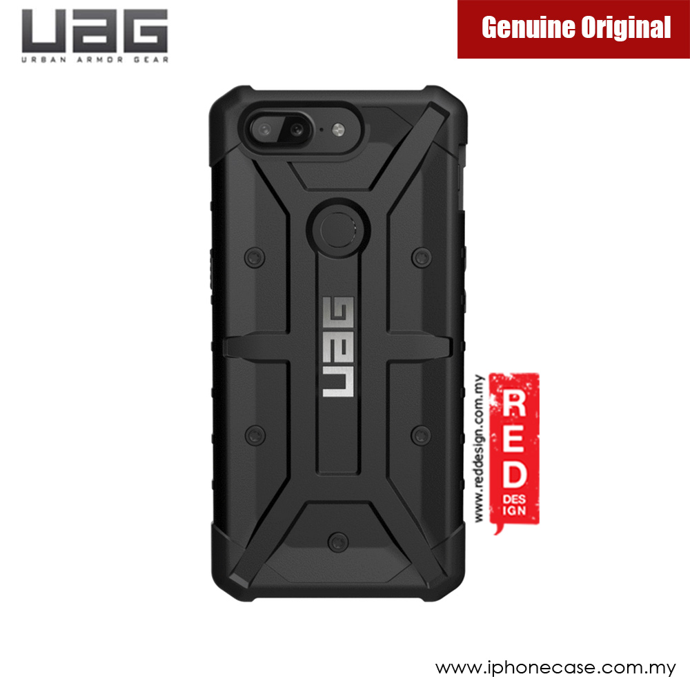 Picture of OnePlus 5T Case | UAG Pathfinder Series Case for OnePlus 5T (Black)