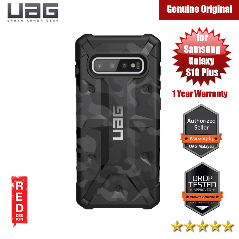 Picture of UAG Camo Series for Samsung Galaxy S10 Plus (Midnight) Samsung Galaxy S10 Plus- Samsung Galaxy S10 Plus Cases, Samsung Galaxy S10 Plus Covers, iPad Cases and a wide selection of Samsung Galaxy S10 Plus Accessories in Malaysia, Sabah, Sarawak and Singapore