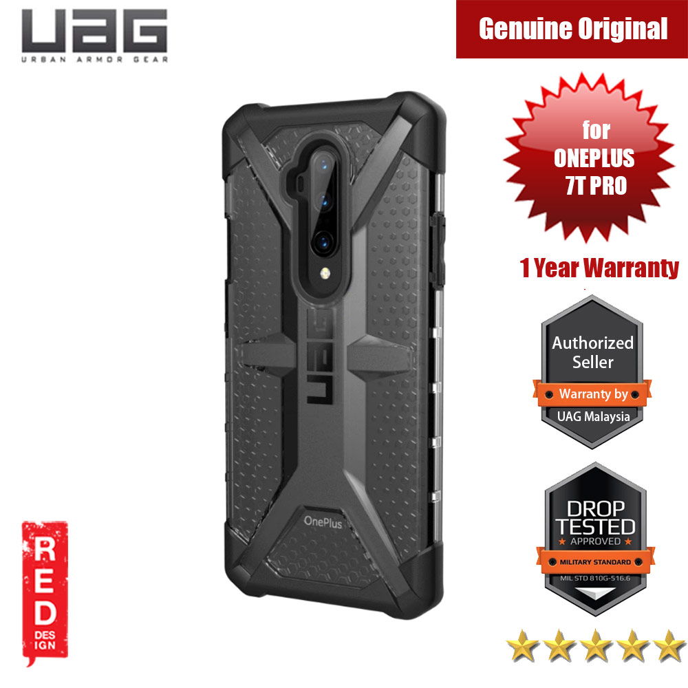 Picture of UAG Plasma Series Drop Protection Case for ONEPLUS 7T Pro (Ash Grey) ONEPLUS 7T PRO- ONEPLUS 7T PRO Cases, ONEPLUS 7T PRO Covers, iPad Cases and a wide selection of ONEPLUS 7T PRO Accessories in Malaysia, Sabah, Sarawak and Singapore