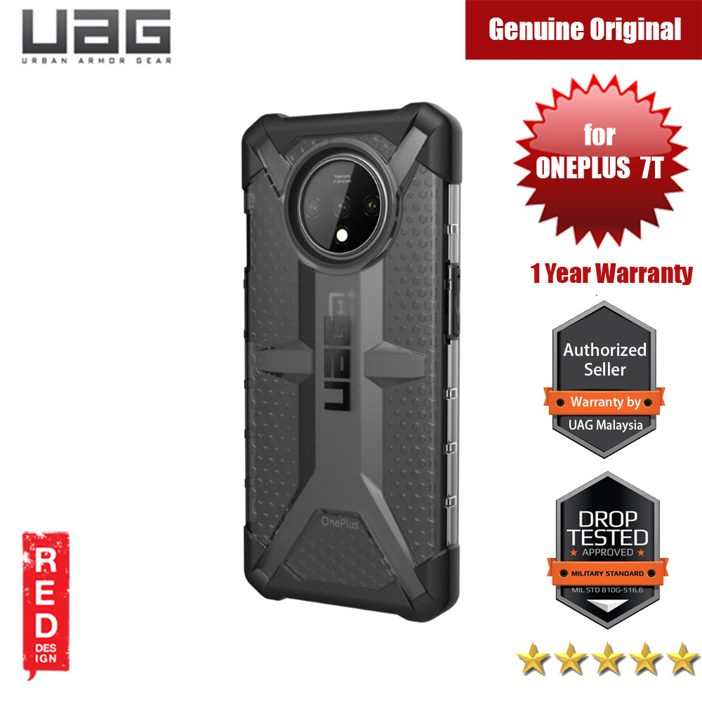 Picture of UAG Plasma Series Drop Protection Case for ONEPLUS 7T (Ash Grey) ONEPLUS 7T- ONEPLUS 7T Cases, ONEPLUS 7T Covers, iPad Cases and a wide selection of ONEPLUS 7T Accessories in Malaysia, Sabah, Sarawak and Singapore