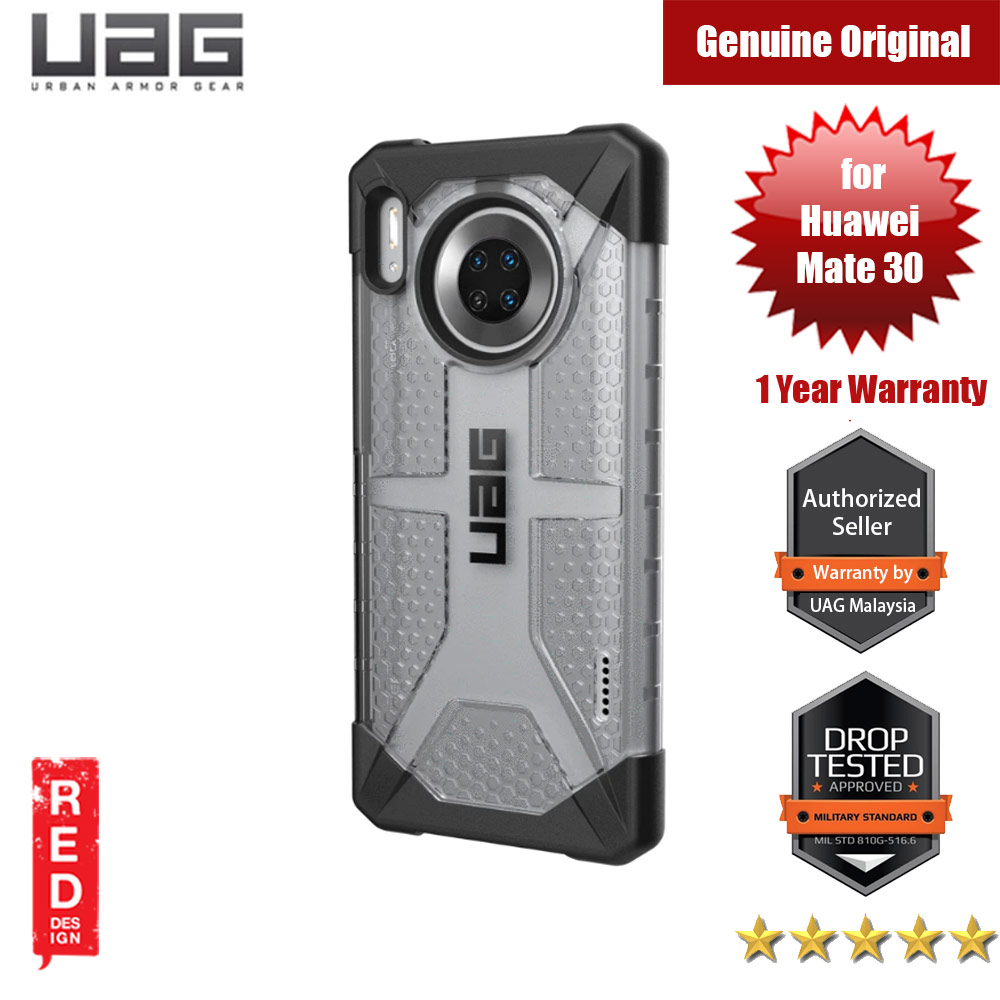 Picture of UAG Plasma Series Drop Protection Case for Huawei Mate 30 (Ice Clear) Huawei Mate 30- Huawei Mate 30 Cases, Huawei Mate 30 Covers, iPad Cases and a wide selection of Huawei Mate 30 Accessories in Malaysia, Sabah, Sarawak and Singapore