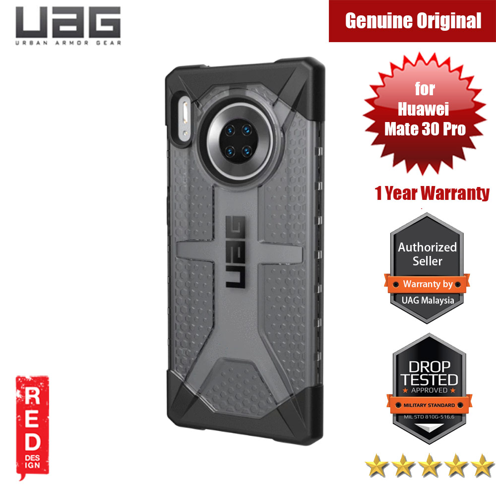 Picture of UAG Plasma Series Drop Protection Case for Huawei Mate 30 Pro (Ash Grey) Huawei Mate 30 Pro- Huawei Mate 30 Pro Cases, Huawei Mate 30 Pro Covers, iPad Cases and a wide selection of Huawei Mate 30 Pro Accessories in Malaysia, Sabah, Sarawak and Singapore