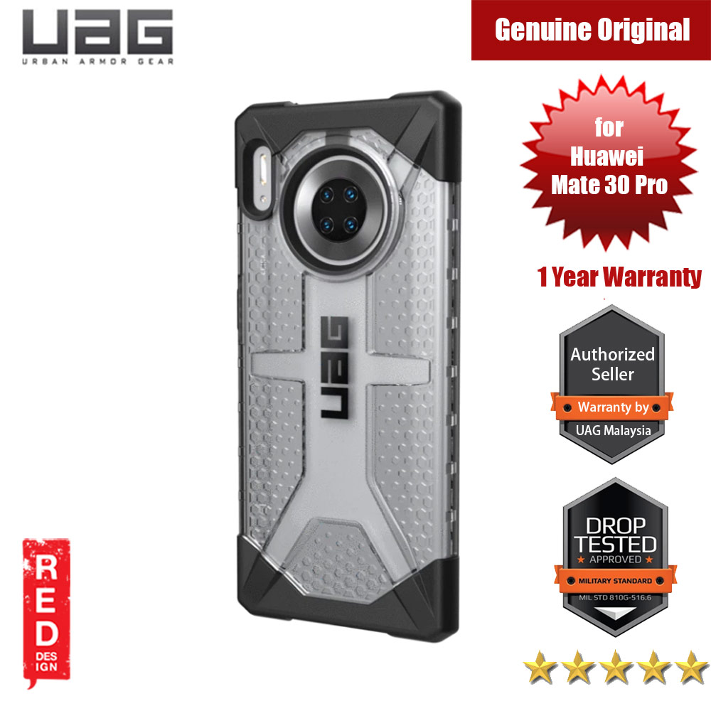 Picture of UAG Plasma Series Drop Protection Case for Huawei Mate 30 Pro (Ice Clear) Huawei Mate 30 Pro- Huawei Mate 30 Pro Cases, Huawei Mate 30 Pro Covers, iPad Cases and a wide selection of Huawei Mate 30 Pro Accessories in Malaysia, Sabah, Sarawak and Singapore