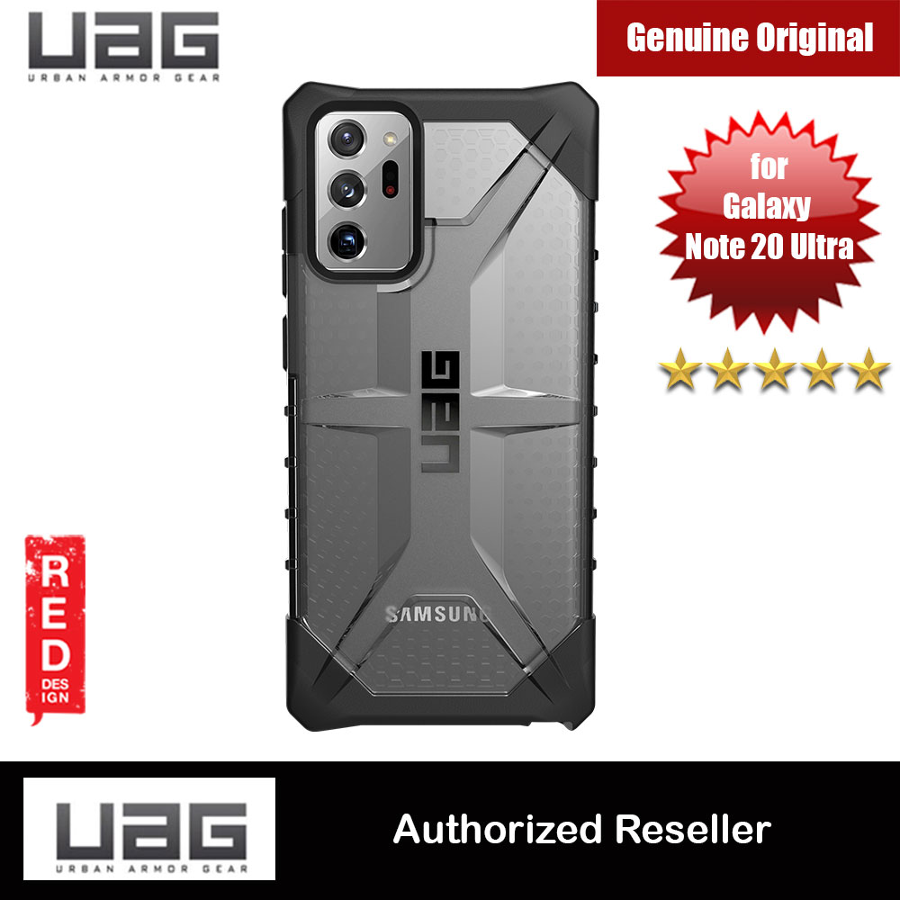 Picture of UAG Urban Armor Gear Protection Case Plasma Series for Samsung Galaxy Note 20 Ultra 6.9 (Ash) Samsung Galaxy Note 20 Ultra- Samsung Galaxy Note 20 Ultra Cases, Samsung Galaxy Note 20 Ultra Covers, iPad Cases and a wide selection of Samsung Galaxy Note 20 Ultra Accessories in Malaysia, Sabah, Sarawak and Singapore