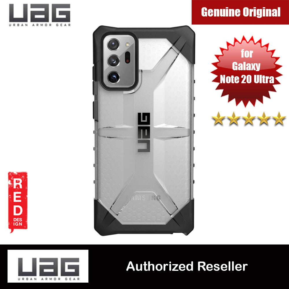 Picture of UAG Urban Armor Gear Protection Case Plasma Series for Samsung Galaxy Note 20 Ultra 6.9 (Ice) Samsung Galaxy Note 20 Ultra- Samsung Galaxy Note 20 Ultra Cases, Samsung Galaxy Note 20 Ultra Covers, iPad Cases and a wide selection of Samsung Galaxy Note 20 Ultra Accessories in Malaysia, Sabah, Sarawak and Singapore