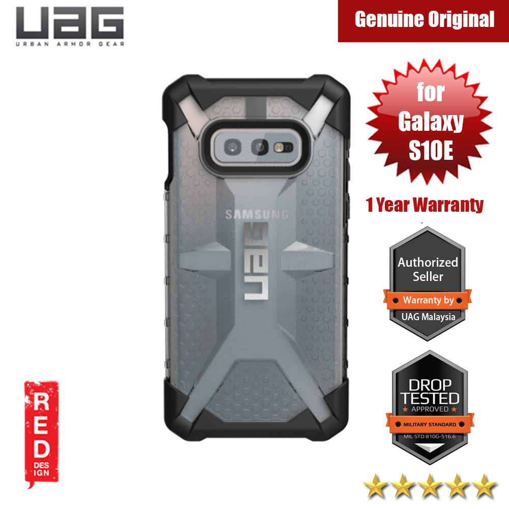 Picture of UAG Plasma Series for Samsung Galaxy S10E (Ice Clear) Samsung Galaxy S10e- Samsung Galaxy S10e Cases, Samsung Galaxy S10e Covers, iPad Cases and a wide selection of Samsung Galaxy S10e Accessories in Malaysia, Sabah, Sarawak and Singapore
