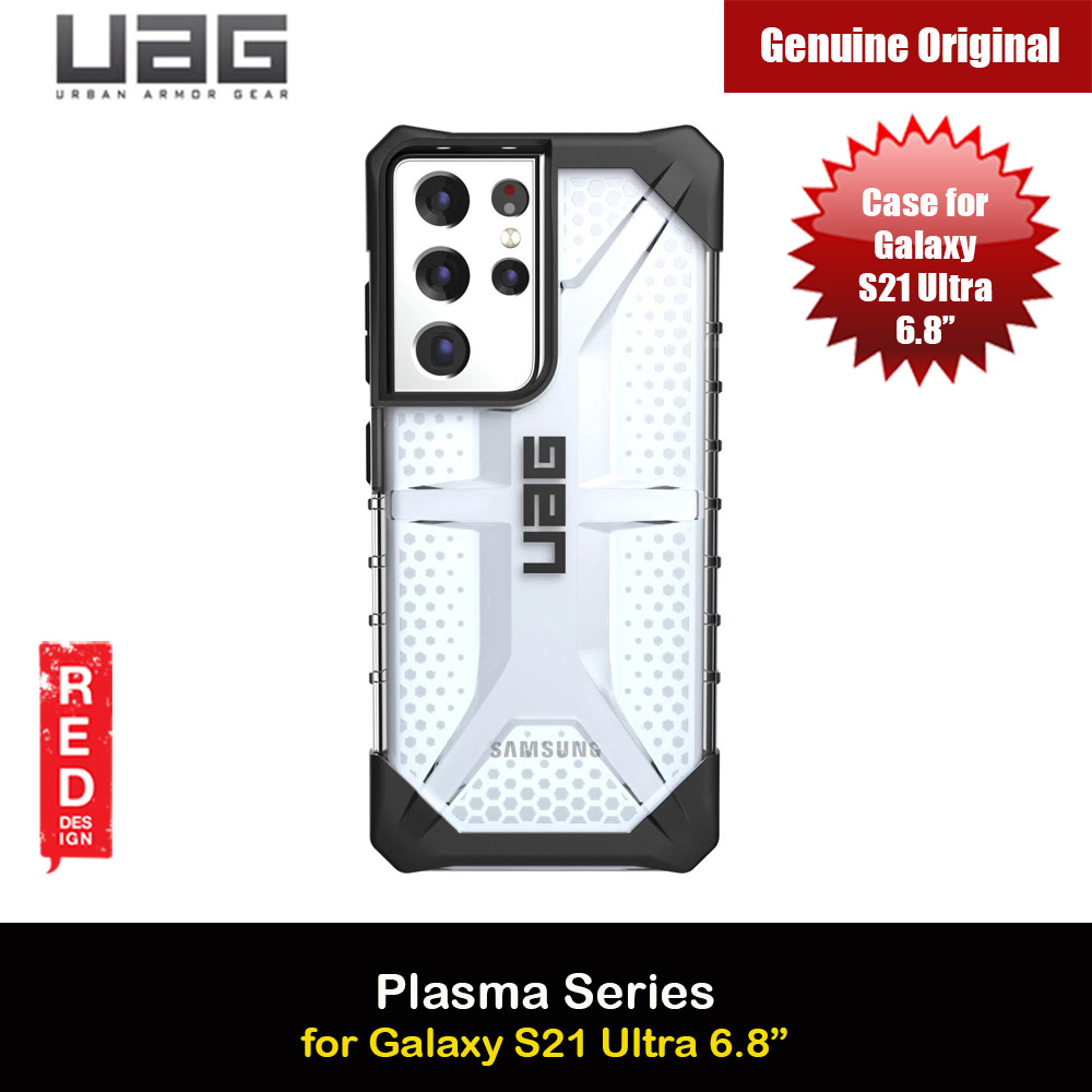 Picture of UAG Urban Armor Gear Protection Case Plasma Series for Samsung Galaxy S21 Ultra 6.8 (Ice) Samsung Galaxy S21 Ultra 6.8- Samsung Galaxy S21 Ultra 6.8 Cases, Samsung Galaxy S21 Ultra 6.8 Covers, iPad Cases and a wide selection of Samsung Galaxy S21 Ultra 6.8 Accessories in Malaysia, Sabah, Sarawak and Singapore