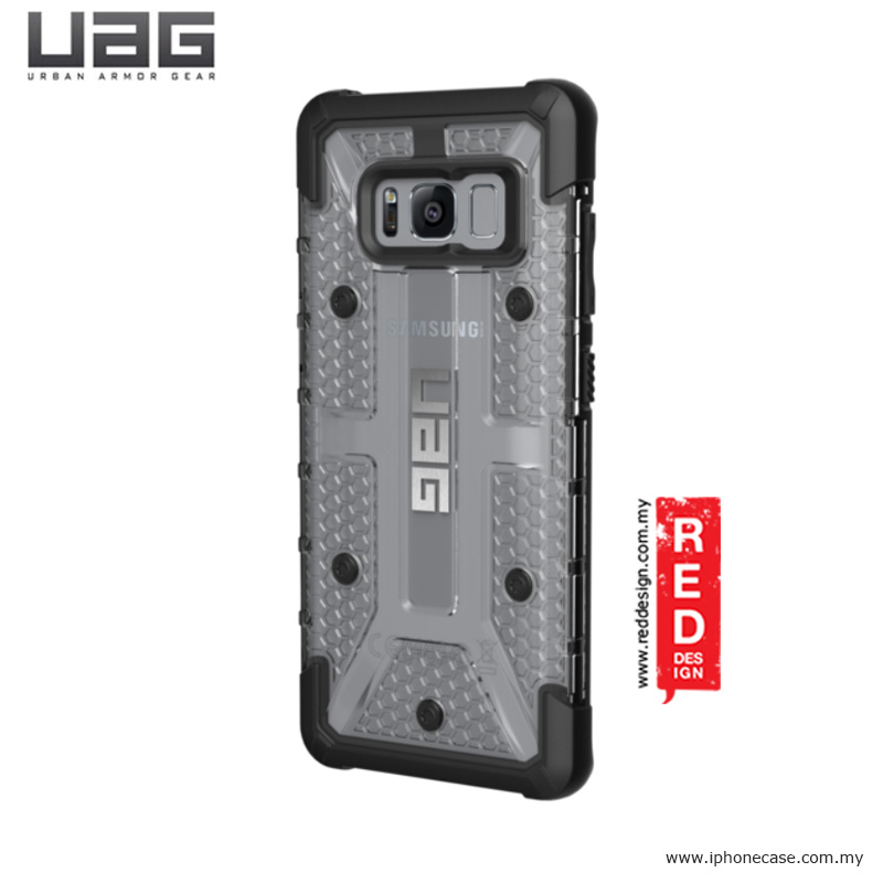 Picture of Samsung Galaxy S8 Case | UAG Plasma Series Military Grade Protection Case for Samsung Galaxy S8 - Ice