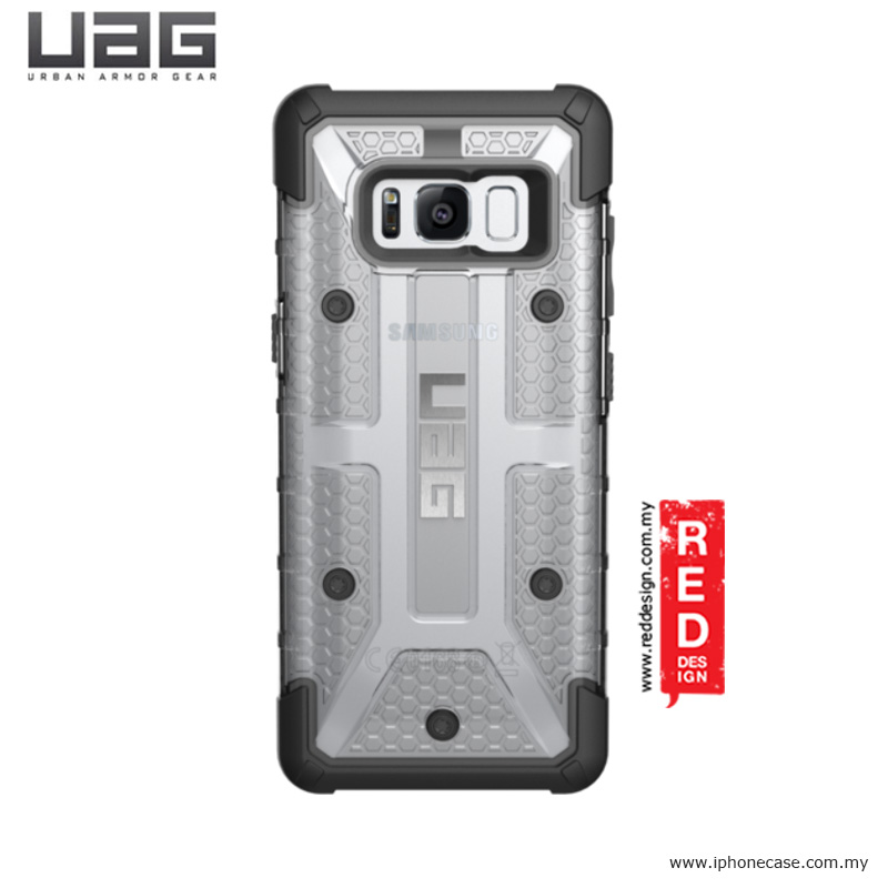Picture of UAG Plasma Series Military Grade Protection Case for Samsung Galaxy S8 - Ice Samsung Galaxy S8- Samsung Galaxy S8 Cases, Samsung Galaxy S8 Covers, iPad Cases and a wide selection of Samsung Galaxy S8 Accessories in Malaysia, Sabah, Sarawak and Singapore