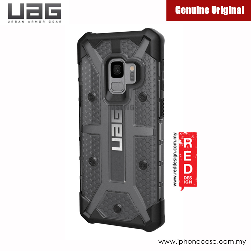 Picture of UAG Plasma Series Case for Samsung Galaxy S9  (Ash Grey) Samsung Galaxy S9- Samsung Galaxy S9 Cases, Samsung Galaxy S9 Covers, iPad Cases and a wide selection of Samsung Galaxy S9 Accessories in Malaysia, Sabah, Sarawak and Singapore