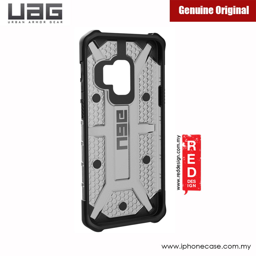 Picture of UAG Plasma Series Case for Samsung Galaxy S9 (Ash Grey) Malaysia Singapore: Samsung Galaxy S9- Samsung Galaxy S9 Cases, Samsung Galaxy S9 Covers, iPad Cases and a wide selection of Samsung Galaxy S9 Accessories in Malaysia, Sabah, Sarawak and Singapore
