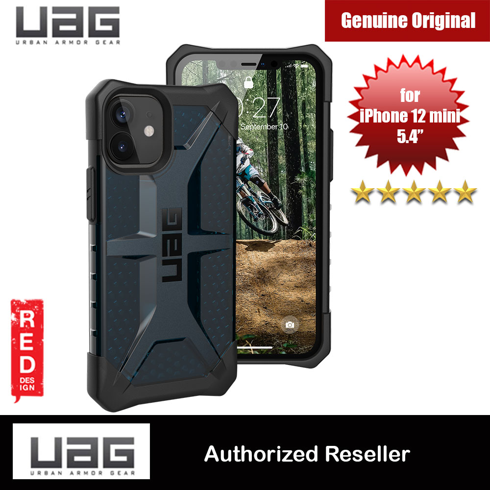 Picture of UAG Urban Armor Gear Protection Hard Case Plasma Series for iPhone 12 Mini 5.4 (Mallard) Apple iPhone 12 mini 5.4- Apple iPhone 12 mini 5.4 Cases, Apple iPhone 12 mini 5.4 Covers, iPad Cases and a wide selection of Apple iPhone 12 mini 5.4 Accessories in Malaysia, Sabah, Sarawak and Singapore
