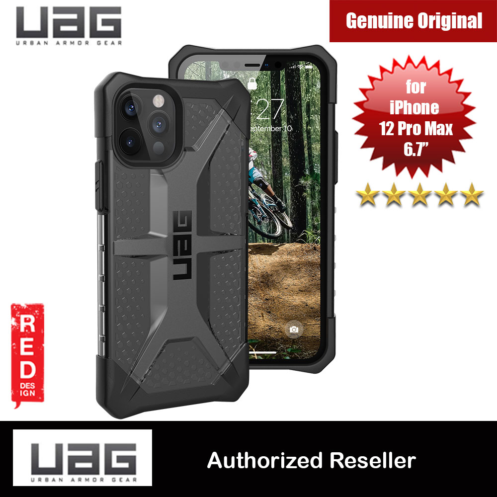 Picture of UAG Urban Armor Gear Protection Hard Case Plasma Series for iPhone 12 Pro Max 6.7 (Ash) Apple iPhone 12 Pro Max 6.7- Apple iPhone 12 Pro Max 6.7 Cases, Apple iPhone 12 Pro Max 6.7 Covers, iPad Cases and a wide selection of Apple iPhone 12 Pro Max 6.7 Accessories in Malaysia, Sabah, Sarawak and Singapore