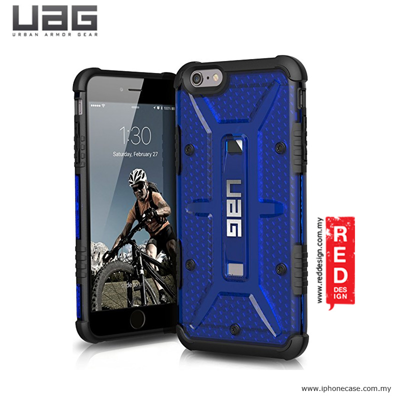 Picture of UAG Urban Armor Gear Protection Case for iPhone 6 iPhone 6S 4.7 - Cobalt Apple iPhone 6S 4.7- Apple iPhone 6S 4.7 Cases, Apple iPhone 6S 4.7 Covers, iPad Cases and a wide selection of Apple iPhone 6S 4.7 Accessories in Malaysia, Sabah, Sarawak and Singapore