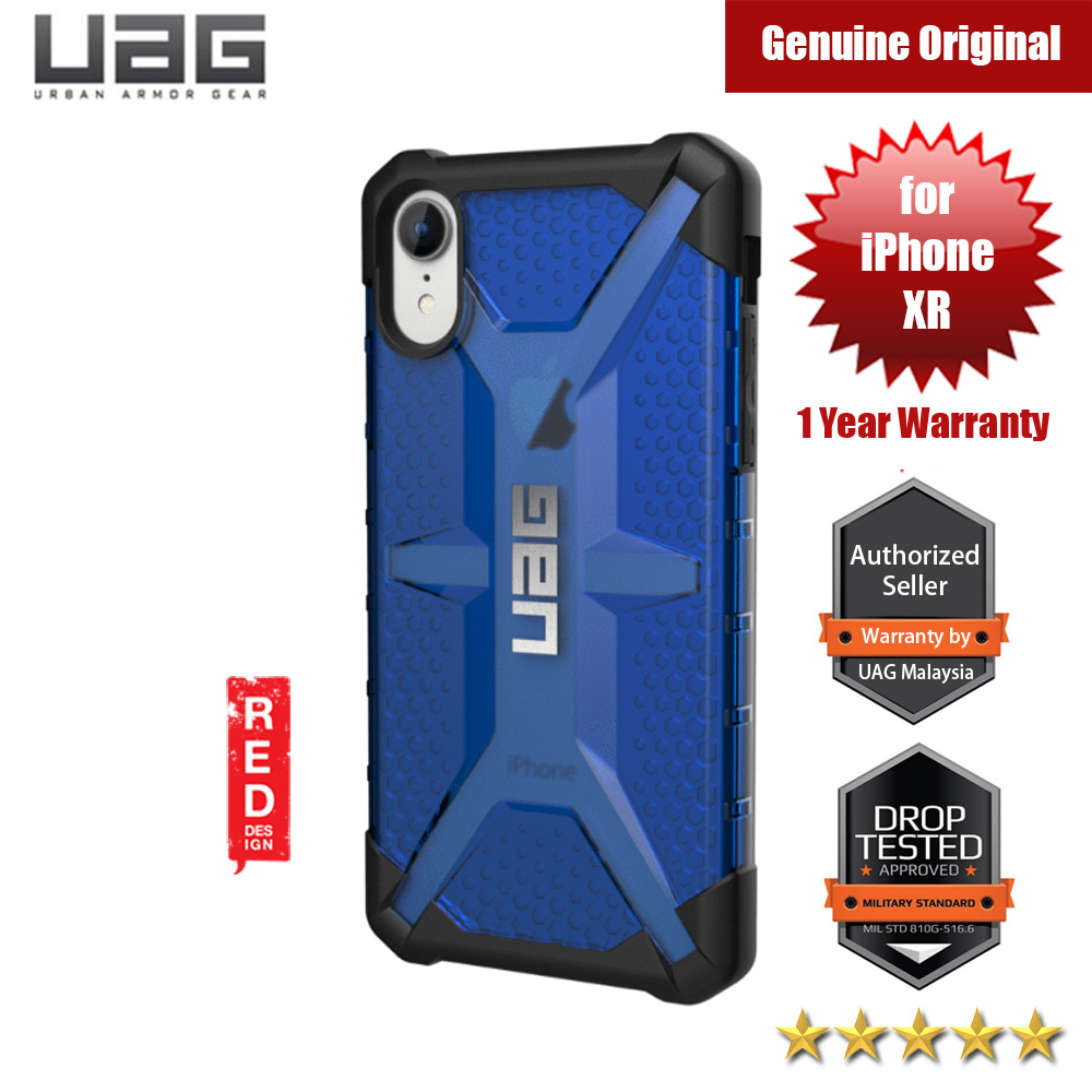 Picture of UAG Plasma Series Protection Case for Apple iPhone XR (Cobalt) Apple iPhone XR- Apple iPhone XR Cases, Apple iPhone XR Covers, iPad Cases and a wide selection of Apple iPhone XR Accessories in Malaysia, Sabah, Sarawak and Singapore