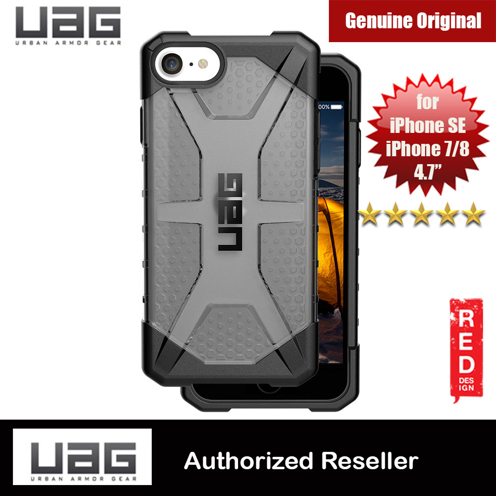 Picture of UAG Plasma Series Protection Case for Apple iPhone SE 2020 iPhone 7 iPhone 8 (Ash Grey) Apple iPhone 7 4.7- Apple iPhone 7 4.7 Cases, Apple iPhone 7 4.7 Covers, iPad Cases and a wide selection of Apple iPhone 7 4.7 Accessories in Malaysia, Sabah, Sarawak and Singapore
