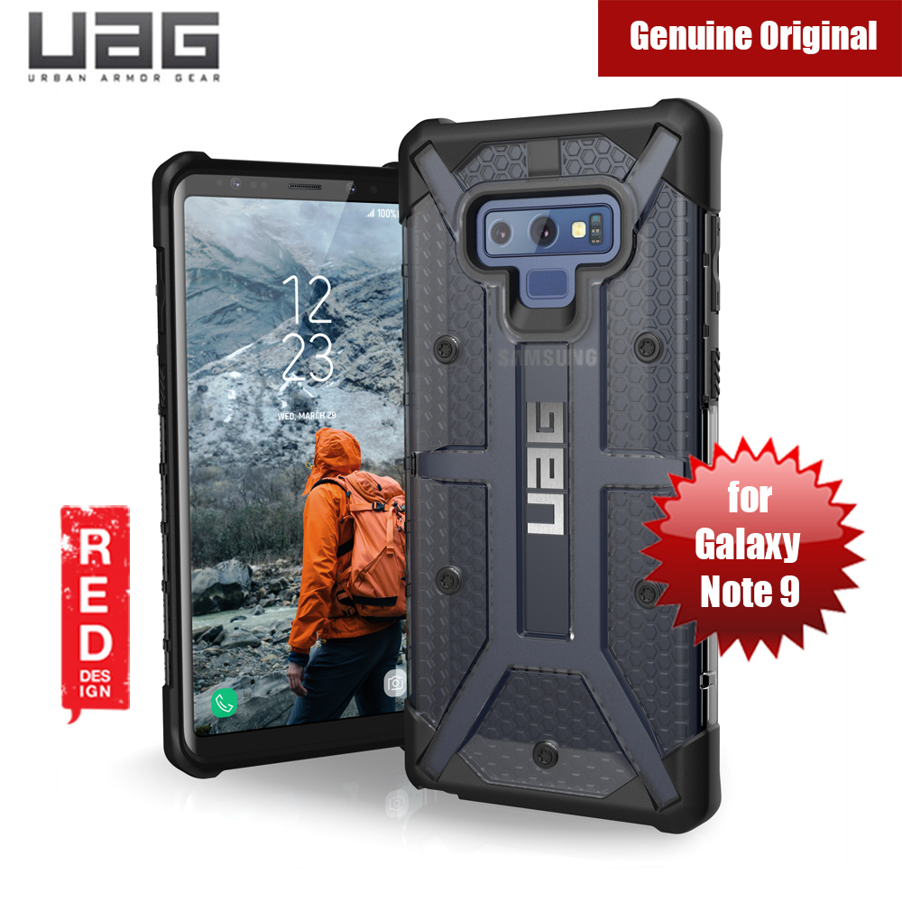 new product b33c3 a19dd UAG Urban Armor Gear Protection Case Plasma Series for Samsung Galaxy Note  9 (Ash Grey)