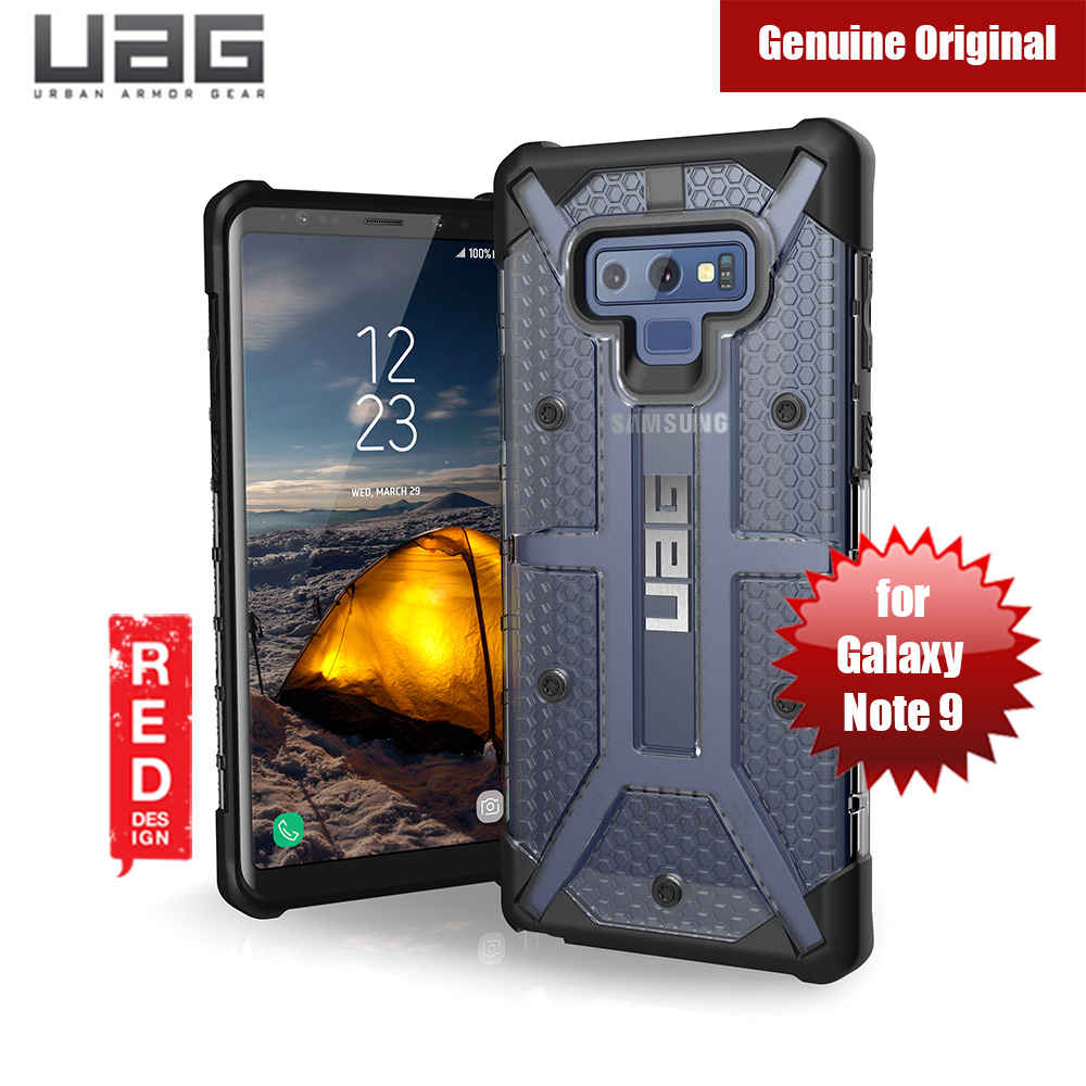 competitive price e7cb0 4cffb UAG Urban Armor Gear Protection Case Plasma Series for Samsung Galaxy Note  9 (Ice Clear)