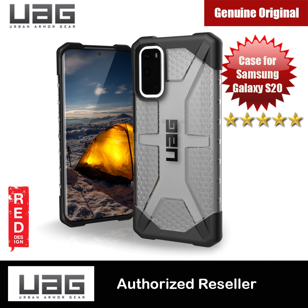 Picture of UAG Plasma Series Drop Protection Case for Samsung Galaxy S20 6.2 inches (Ash Grey) Samsung Galaxy S20 6.2- Samsung Galaxy S20 6.2 Cases, Samsung Galaxy S20 6.2 Covers, iPad Cases and a wide selection of Samsung Galaxy S20 6.2 Accessories in Malaysia, Sabah, Sarawak and Singapore