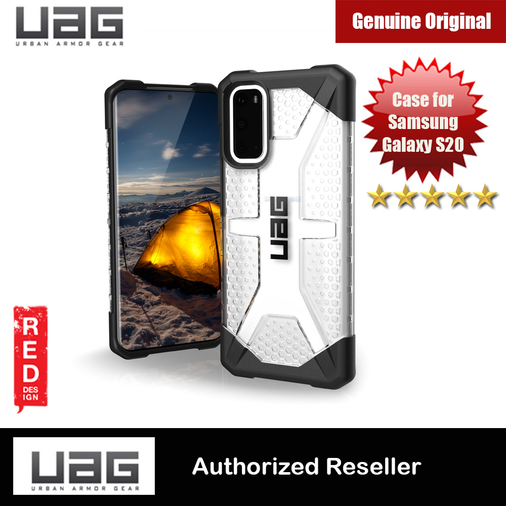 Picture of UAG Plasma Series Drop Protection Case for Samsung Galaxy S20 6.2 inches (Ice) Samsung Galaxy S20 6.2- Samsung Galaxy S20 6.2 Cases, Samsung Galaxy S20 6.2 Covers, iPad Cases and a wide selection of Samsung Galaxy S20 6.2 Accessories in Malaysia, Sabah, Sarawak and Singapore