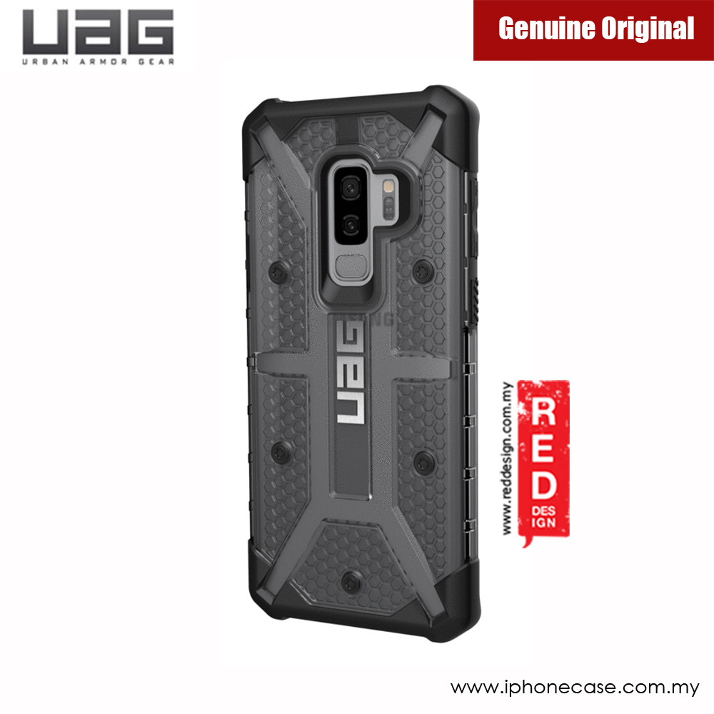 Picture of Samsung Galaxy S9 Plus Case | UAG Plasma Series Case for Samsung Galaxy S9 Plus (Ash Grey)