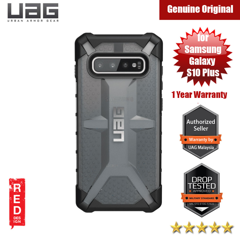 Picture of UAG Plasma Series for Samsung Galaxy S10 Plus (Ash Grey) Samsung Galaxy S10 Plus- Samsung Galaxy S10 Plus Cases, Samsung Galaxy S10 Plus Covers, iPad Cases and a wide selection of Samsung Galaxy S10 Plus Accessories in Malaysia, Sabah, Sarawak and Singapore