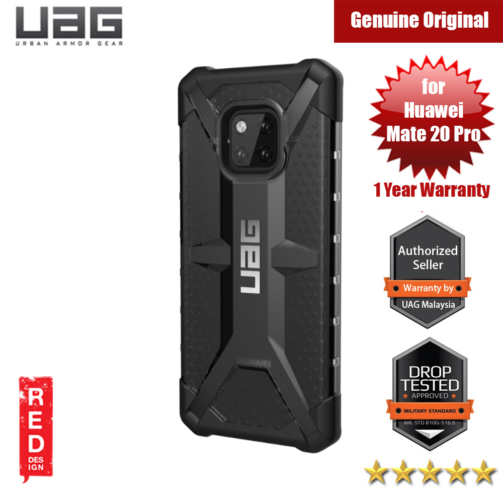 Picture of UAG Plasma Series Protection Case for Huawei Mate 20 Pro (Ash Grey) Huawei Mate 20 Pro- Huawei Mate 20 Pro Cases, Huawei Mate 20 Pro Covers, iPad Cases and a wide selection of Huawei Mate 20 Pro Accessories in Malaysia, Sabah, Sarawak and Singapore