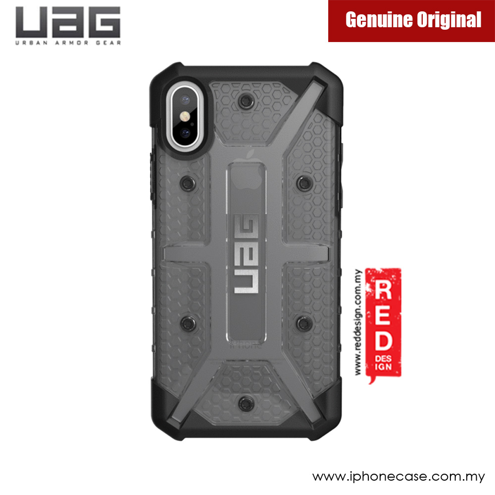 Picture of Apple iPhone X Case | UAG Plasma Series Case for Apple iPhone X (Ash Grey)