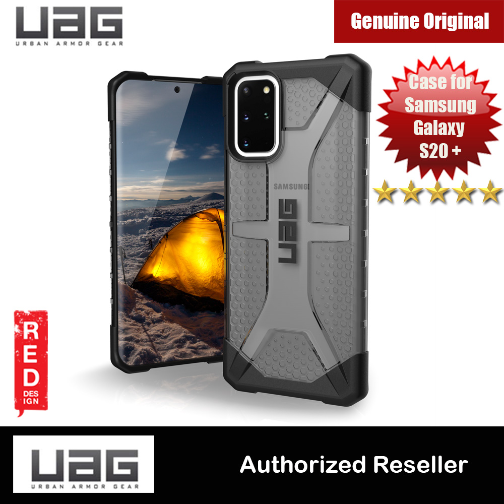 Picture of UAG Plasma Series Drop Protection Case for Samsung Galaxy S20 Plus 6.7 inches (Ash Grey) Samsung Galaxy S20 Plus 6.7- Samsung Galaxy S20 Plus 6.7 Cases, Samsung Galaxy S20 Plus 6.7 Covers, iPad Cases and a wide selection of Samsung Galaxy S20 Plus 6.7 Accessories in Malaysia, Sabah, Sarawak and Singapore