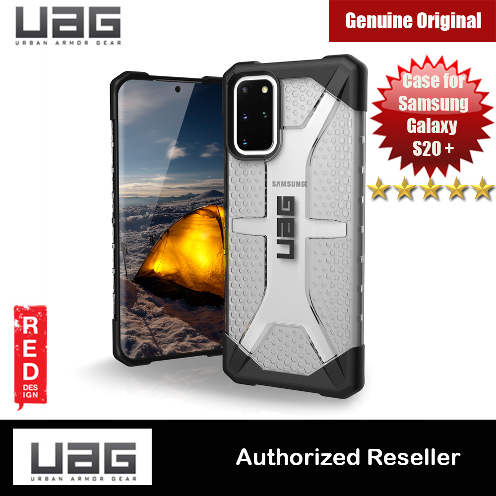 Picture of UAG Plasma Series Drop Protection Case for Samsung Galaxy S20 Plus 6.7 inches (Ice) Samsung Galaxy S20 Plus 6.7- Samsung Galaxy S20 Plus 6.7 Cases, Samsung Galaxy S20 Plus 6.7 Covers, iPad Cases and a wide selection of Samsung Galaxy S20 Plus 6.7 Accessories in Malaysia, Sabah, Sarawak and Singapore