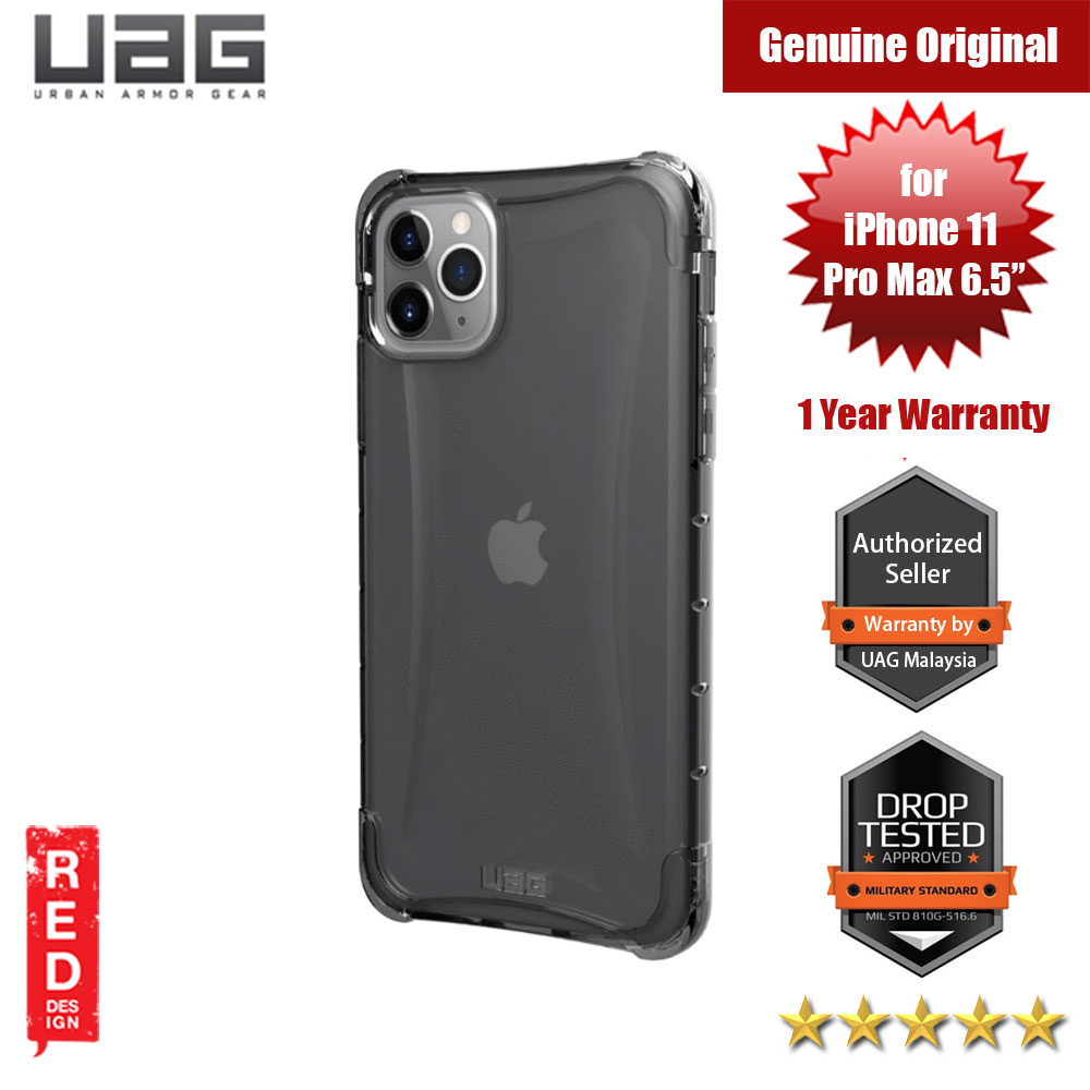 Picture of UAG Plyo Series Drop Protection Case for Apple iPhone 11 Pro Max 6.5 (Ash Grey) Apple iPhone 11 Pro Max 6.5- Apple iPhone 11 Pro Max 6.5 Cases, Apple iPhone 11 Pro Max 6.5 Covers, iPad Cases and a wide selection of Apple iPhone 11 Pro Max 6.5 Accessories in Malaysia, Sabah, Sarawak and Singapore
