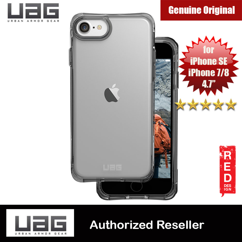 Picture of UAG Plyo Series Soft Protection Case for Apple iPhone SE 2020 iPhone 7 iPhone 8 (Clear) Apple iPhone 7 4.7- Apple iPhone 7 4.7 Cases, Apple iPhone 7 4.7 Covers, iPad Cases and a wide selection of Apple iPhone 7 4.7 Accessories in Malaysia, Sabah, Sarawak and Singapore