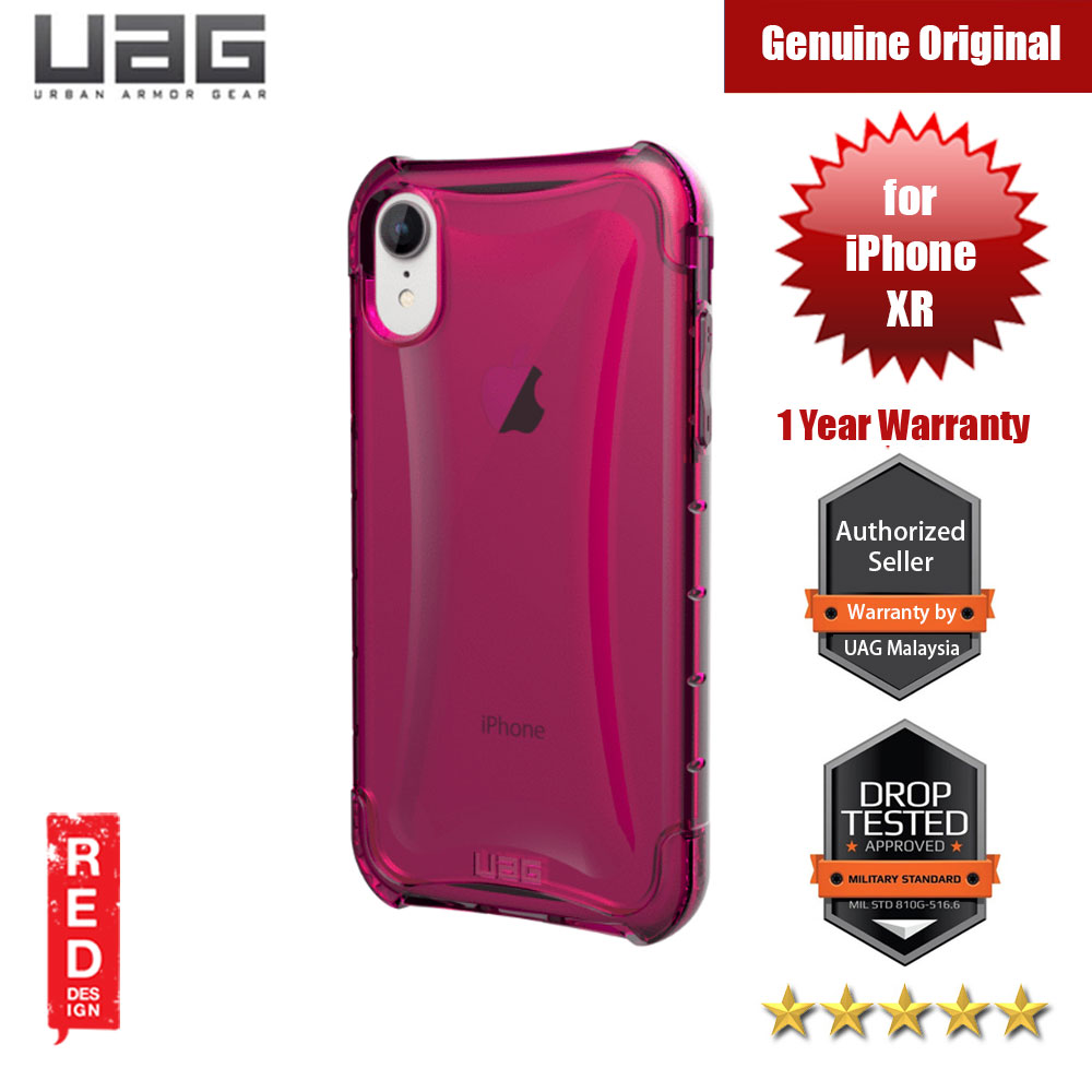 Picture of UAG Plyo Series Protection Case for Apple iPhone XR (Pink) Apple iPhone XR- Apple iPhone XR Cases, Apple iPhone XR Covers, iPad Cases and a wide selection of Apple iPhone XR Accessories in Malaysia, Sabah, Sarawak and Singapore
