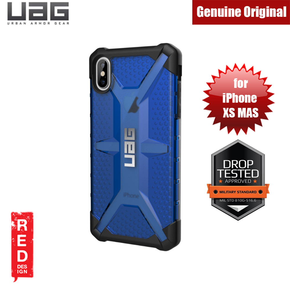 Picture of UAG Plasma Series Protection Case for Apple iPhone XS Max (Cobalt) Apple iPhone XS Max- Apple iPhone XS Max Cases, Apple iPhone XS Max Covers, iPad Cases and a wide selection of Apple iPhone XS Max Accessories in Malaysia, Sabah, Sarawak and Singapore