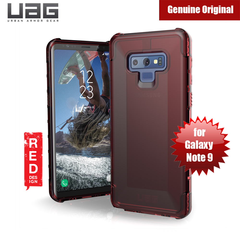 Picture of UAG Urban Armor Gear Protection Case PLYO Series for Samsung Galaxy Note 9 (Crimson Red) Samsung Galaxy Note 9- Samsung Galaxy Note 9 Cases, Samsung Galaxy Note 9 Covers, iPad Cases and a wide selection of Samsung Galaxy Note 9 Accessories in Malaysia, Sabah, Sarawak and Singapore