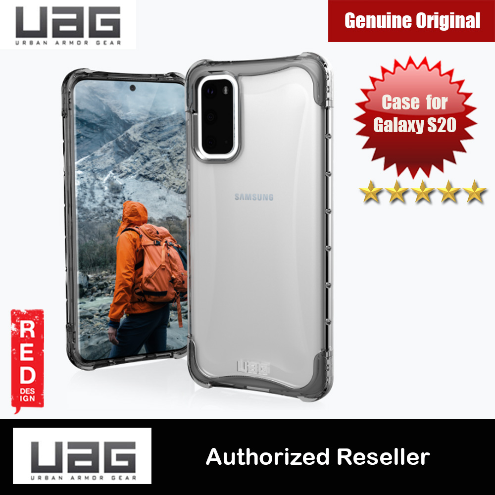 Picture of UAG Plyo Series Drop Protection Soft Case for Samsung Galaxy S20 6.2 inches (Ice) Samsung Galaxy S20 6.2- Samsung Galaxy S20 6.2 Cases, Samsung Galaxy S20 6.2 Covers, iPad Cases and a wide selection of Samsung Galaxy S20 6.2 Accessories in Malaysia, Sabah, Sarawak and Singapore