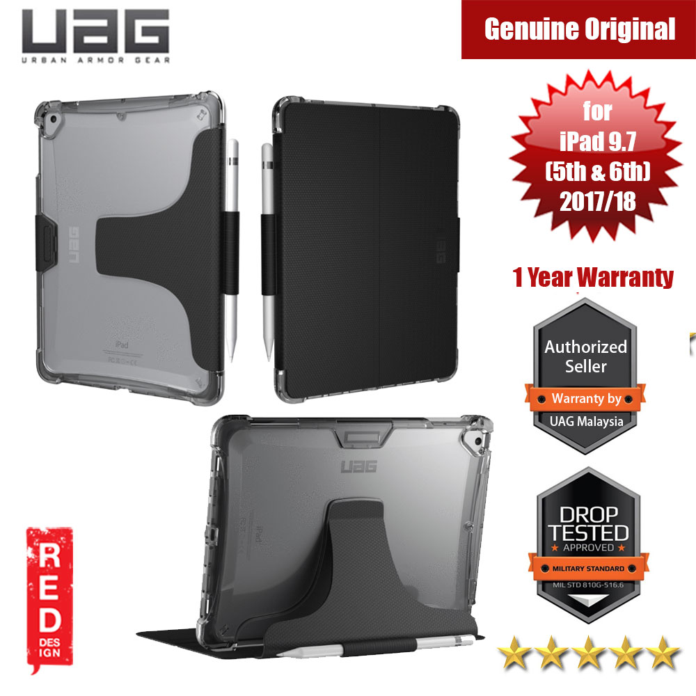 Picture of UAG Plyo Series Protection Case for Apple iPad 9.7 2017 2018 iPad Air Apple iPad 9.7 2017- Apple iPad 9.7 2017 Cases, Apple iPad 9.7 2017 Covers, iPad Cases and a wide selection of Apple iPad 9.7 2017 Accessories in Malaysia, Sabah, Sarawak and Singapore