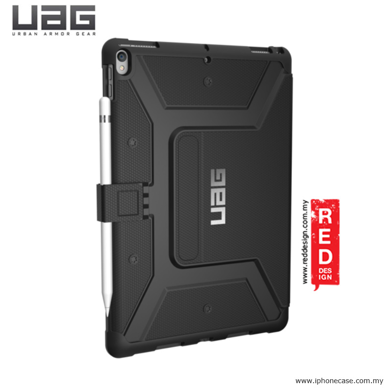 Picture of Apple iPad Pro 10.5 2017 Case | UAG Metropolis Protection Case for Apple iPad Pro 10.5 2017 - Black
