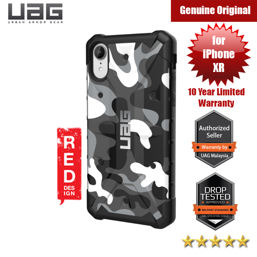Picture of UAG SE Camo Series Protection Case for Apple iPhone XR (Arctic) Apple iPhone XR- Apple iPhone XR Cases, Apple iPhone XR Covers, iPad Cases and a wide selection of Apple iPhone XR Accessories in Malaysia, Sabah, Sarawak and Singapore