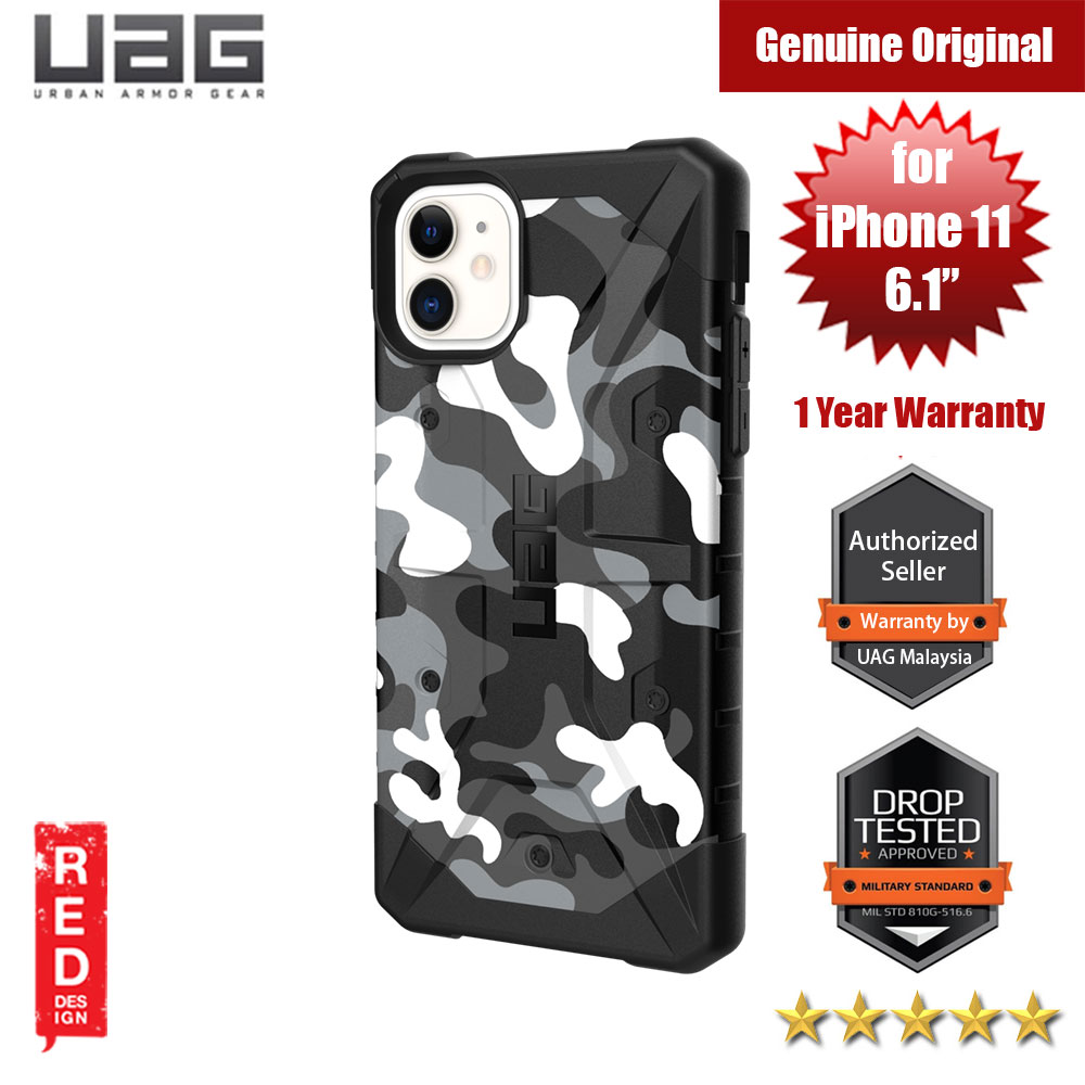 Picture of UAG Pathfinder SE Camo Series Drop Protection Case for Apple iPhone 11 6.1 (Arctic) Apple iPhone 11 6.1- Apple iPhone 11 6.1 Cases, Apple iPhone 11 6.1 Covers, iPad Cases and a wide selection of Apple iPhone 11 6.1 Accessories in Malaysia, Sabah, Sarawak and Singapore