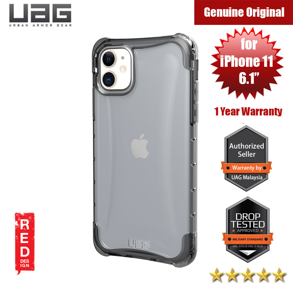 Picture of UAG Plyo Series Drop Protection Case for Apple iPhone 11 6.1 (Ice Clear) Apple iPhone 11 6.1- Apple iPhone 11 6.1 Cases, Apple iPhone 11 6.1 Covers, iPad Cases and a wide selection of Apple iPhone 11 6.1 Accessories in Malaysia, Sabah, Sarawak and Singapore