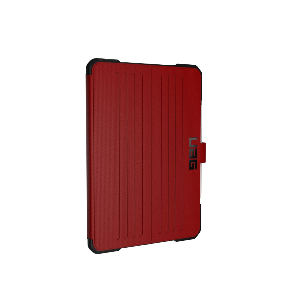 Picture of Apple iPad 10.2 2019 Case | UAG Metropolis Series Rugged and Lightweight Protection Case for Apple iPad 10.2 2019 (Magma Red)