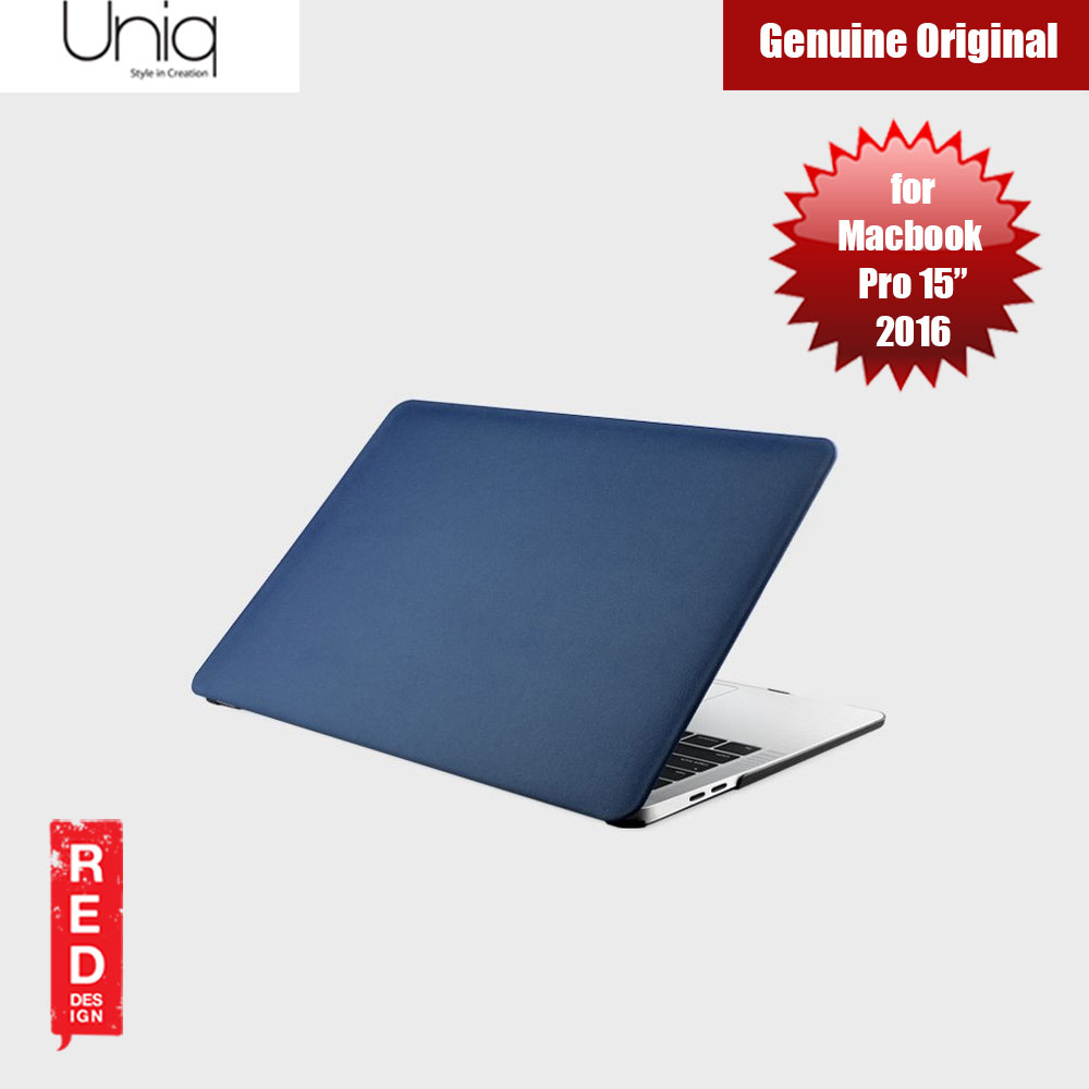 "Picture of Uniq Husk Pro Tux Series Case for Apple Macbook Pro 15"" 2016 (Navy Blue) Apple MacBook Pro 15\"" 2016- Apple MacBook Pro 15\"" 2016 Cases, Apple MacBook Pro 15\"" 2016 Covers, iPad Cases and a wide selection of Apple MacBook Pro 15\"" 2016 Accessories in Malaysia, Sabah, Sarawak and Singapore"
