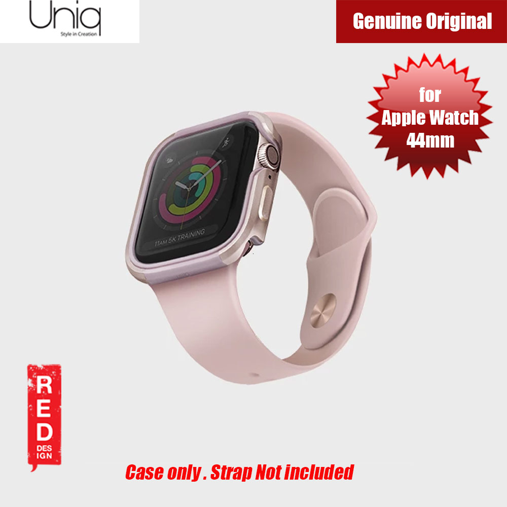 Picture of Uniq Valencia Series Reinforced Aluminium Defense Case for Apple Watch Series 4 5 6 SE Nike 44mm (Pink) Apple Watch 44mm- Apple Watch 44mm Cases, Apple Watch 44mm Covers, iPad Cases and a wide selection of Apple Watch 44mm Accessories in Malaysia, Sabah, Sarawak and Singapore
