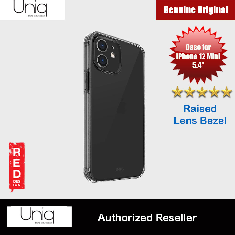 Picture of Uniq Air Fender Slim Ultra Light Flex Soft Drop Protection Case for iPhone 12 Mini 5.4 (Smoke Grey) Apple iPhone 12 mini 5.4- Apple iPhone 12 mini 5.4 Cases, Apple iPhone 12 mini 5.4 Covers, iPad Cases and a wide selection of Apple iPhone 12 mini 5.4 Accessories in Malaysia, Sabah, Sarawak and Singapore