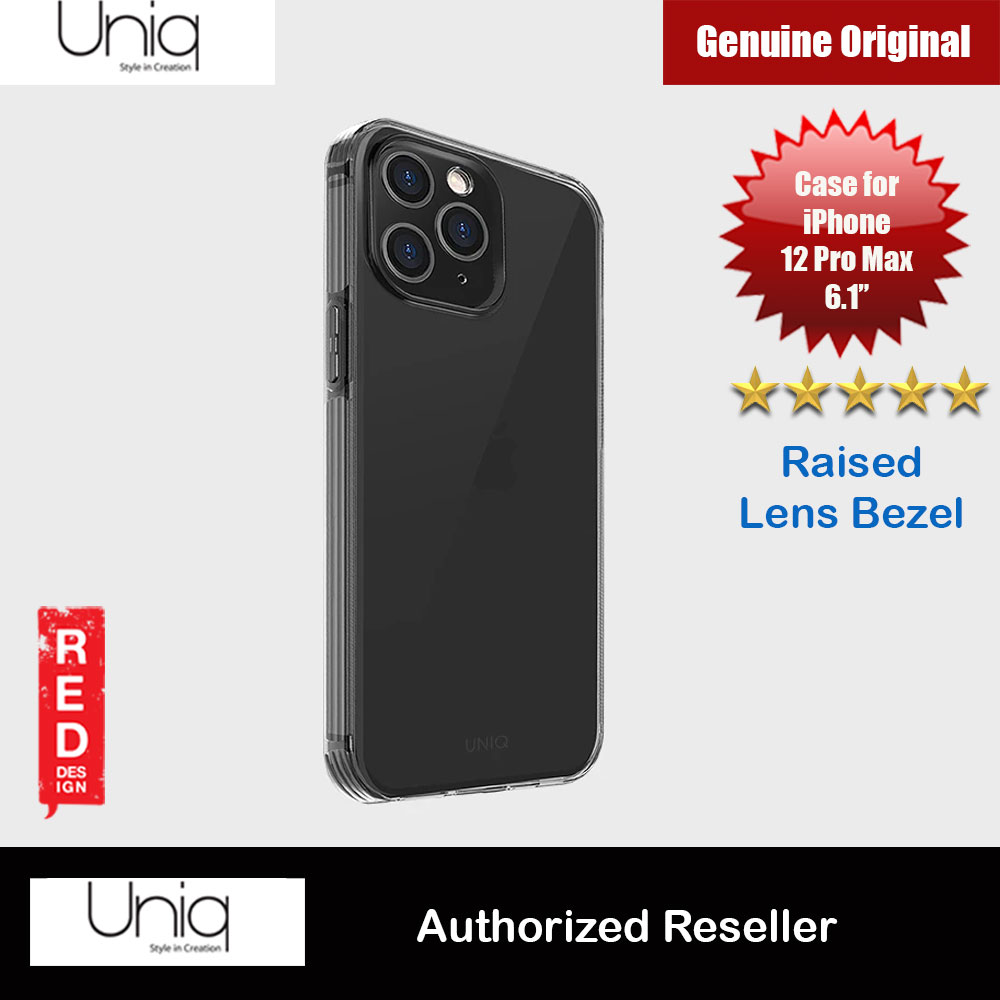 Picture of Uniq Air Fender Slim Ultra Light Flex Soft Drop Protection Case for iPhone 12 Pro Max 6.7 (Smoke Grey) Apple iPhone 11 Pro Max 6.5- Apple iPhone 11 Pro Max 6.5 Cases, Apple iPhone 11 Pro Max 6.5 Covers, iPad Cases and a wide selection of Apple iPhone 11 Pro Max 6.5 Accessories in Malaysia, Sabah, Sarawak and Singapore